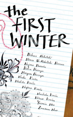 The First Winter Book Cover